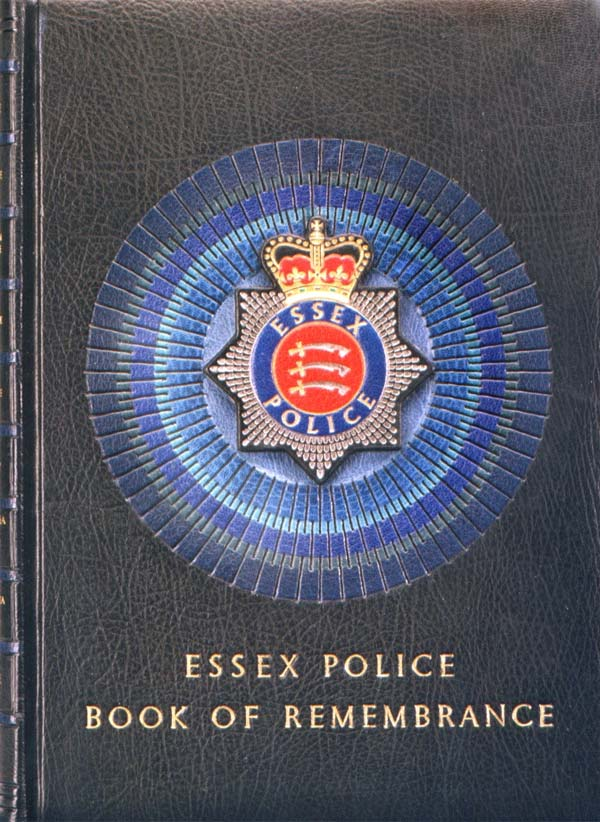 Essex Police Book of Remembrance
